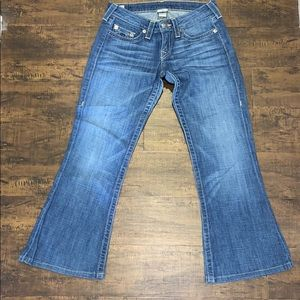 True Religion Bootcut jeans, petite